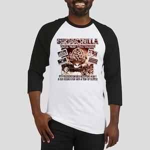 Morel insearch of Shroomzilla Baseball Jersey