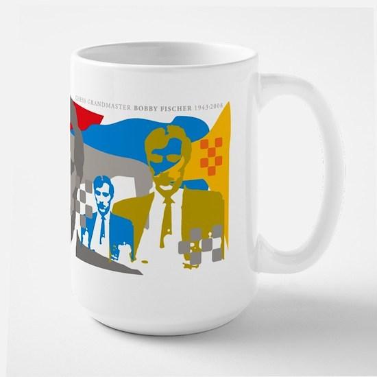 Large Mug - Bobby Fischer