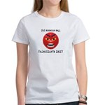 Mad About Valentines Day Women's T-Shirt