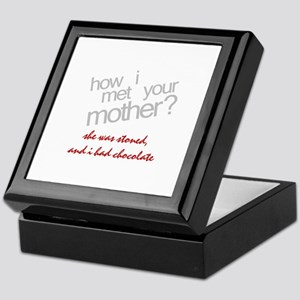 Stoned How I Met Your Mother Keepsake Box