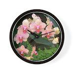Phalaenopsis 1 - Wall Clock