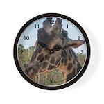 Giraffe 2 -Wall Clock