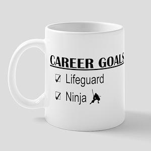 Lifeguard Career Goals Mug