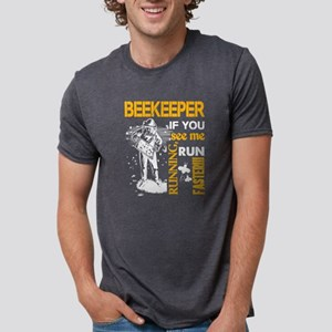 Beekeeper If You See Me Running T Shirt T-Shirt