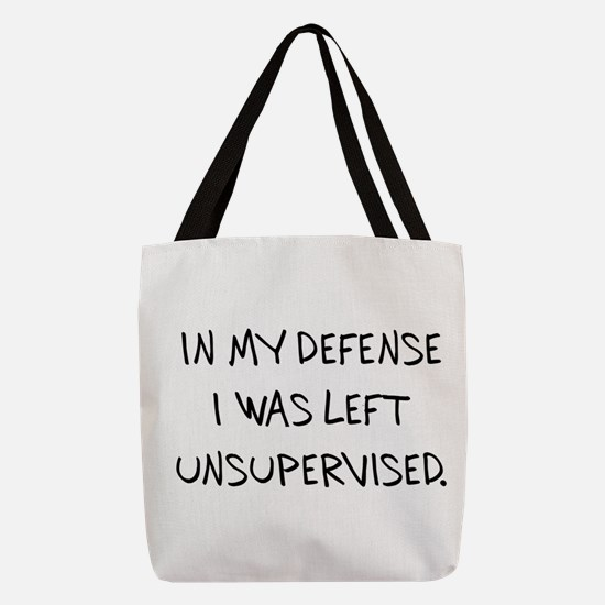 UNSUPERVISED Polyester Tote Bag
