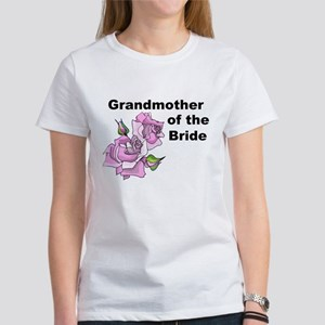 Grandmother of the Bride Women's T-Shirt