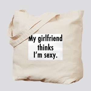 Sexy Boyfriend (or Girlfriend) Tote Bag
