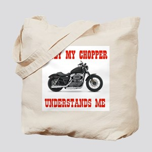 ONLY MY HARLEY Tote Bag
