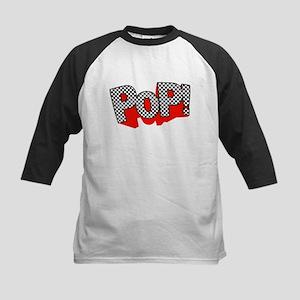 PoP! Goes My Heart Kids Baseball Jersey