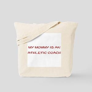 Athletic Coach Tote Bag