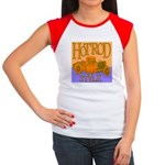 HOTROD STYLE Women's Cap Sleeve T-Shirt