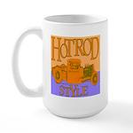 HOTROD STYLE Large Mug