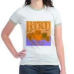 HOTROD STYLE Jr. Ringer T-Shirt
