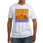 HOTROD STYLE Fitted T-Shirt