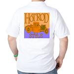 HOTROD STYLE Golf Shirt