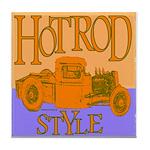 HOTROD STYLE Tile Coaster