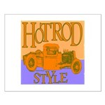 HOTROD STYLE Small Poster