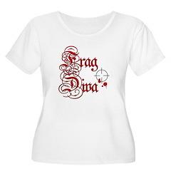 Frag Diva Fancy T-Shirt