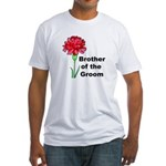 Brother of the Groom Fitted T-Shirt