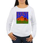 HOTRODSTYLE 2 Women's Long Sleeve T-Shirt
