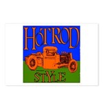 HOTRODSTYLE 2 Postcards (Package of 8)