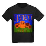 HOTRODSTYLE 2 Kids Dark T-Shirt
