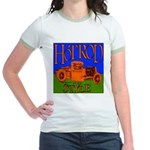 HOTRODSTYLE 2 Jr. Ringer T-Shirt