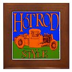 HOTRODSTYLE 2 Framed Tile