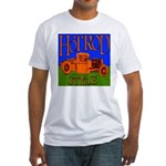 HOTRODSTYLE 2 Fitted T-Shirt