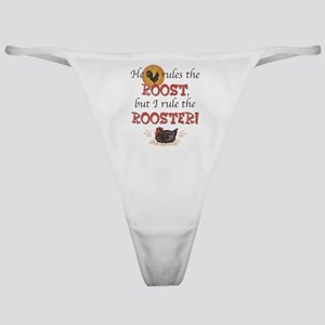 Rules The Rooster Classic Thong