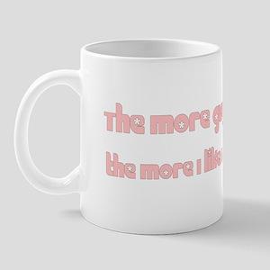 Hate Men I Love My Vibrator Mug