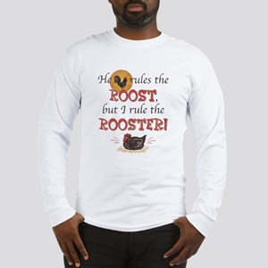 Rules The Rooster Long Sleeve T-Shirt