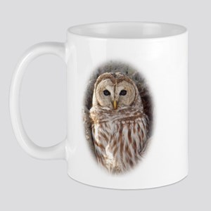 BarredOwl Mugs