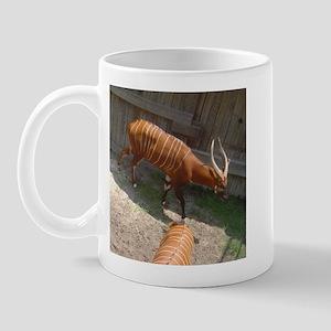 bongo at barn Mug