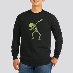 Skulation Dabbing Long Sleeve T-Shirt