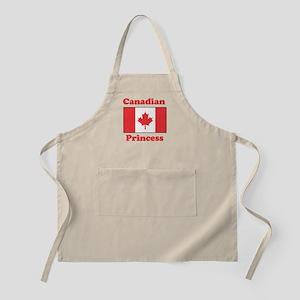 Canadian Princess BBQ Apron