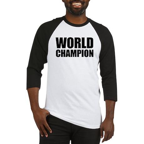 World Champion Baseball Jersey
