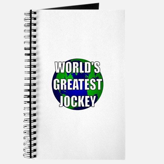 World's Greatest Jockey Journal