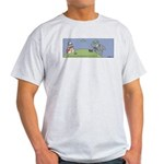 """""""CardShark"""" Ash Grey T-Shirt"""