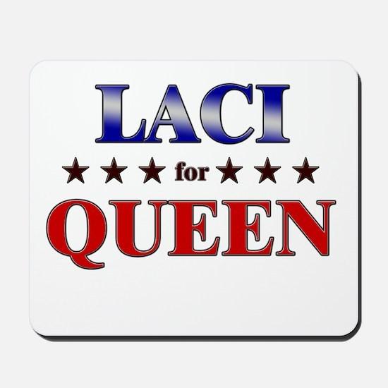 LACI for queen Mousepad