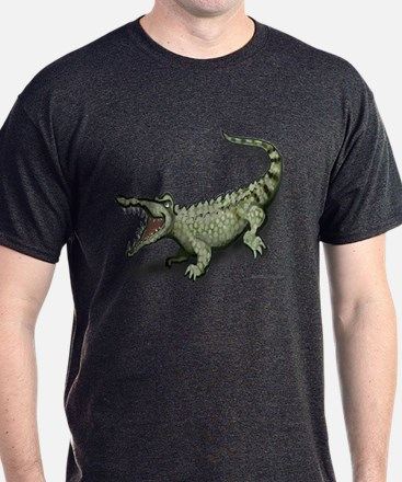 Unique Alligator crocodile T-Shirt