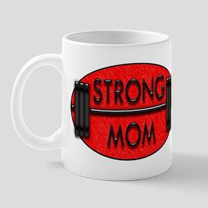 STRONG MOM Mug