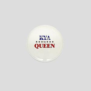 KYA for queen Mini Button