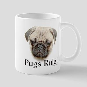 Pugs Rule Mug