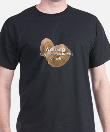 Traces of Nuts T-Shirt (Dark)