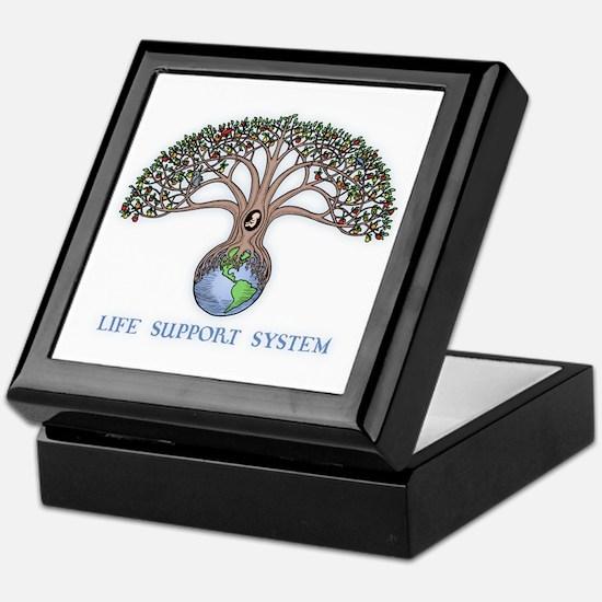 Life Support Keepsake Box