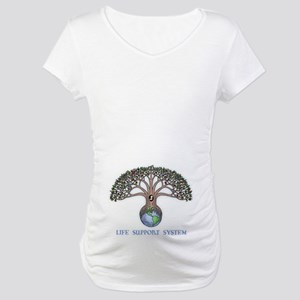 Life Support Maternity T-Shirt