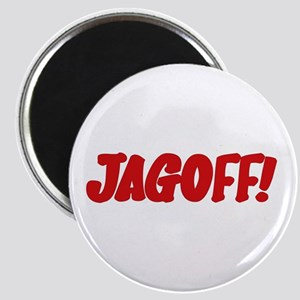 Stupid Jagoff Driver Insult Rude Magnet for NJ