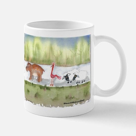 Hippo Birdie 2 Ewe Mug