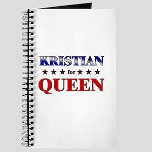 KRISTIAN for queen Journal